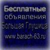 Бесплатные интернет-объявления в Большой Глушице самарской области