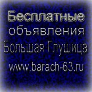 Бесплатные интернет-объявления Большая Глушица самарской области фото