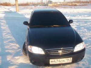 Продам авто в Сызрани киа спектра фото.