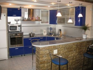 Производство кухонной мебели в Самаре фото