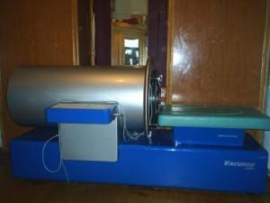 Установка оборудования вакуумной терапии фото