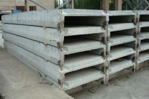 Продам ребристые плиты перекрытия в Самаре фото