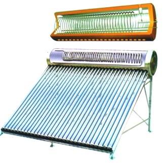 Солнечные батареи для нагрева воды фото