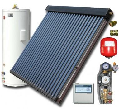Водонагреватели на вакуумном солнечном коллекторе фото