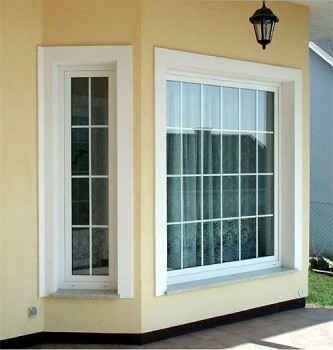 Окна в Самаре из различных конструкционных материалов фото