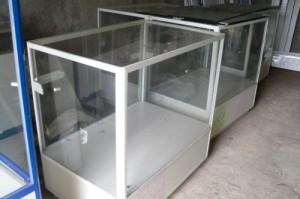 Продам стеллажи, витрины бу, прочее торговое оборудование в Тольятти фото