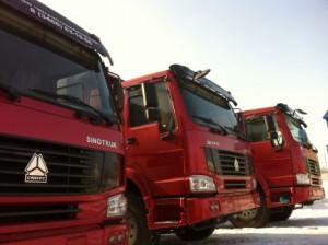 Фото объявления продажа китайских грузовиков