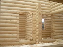 Строительство домов из бруса, рытье колодцев фото