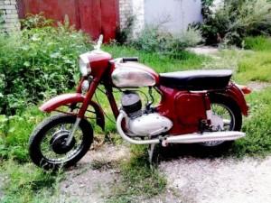 Фото объявления - продам мотоцикл в Самаре