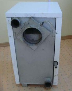 Продам в Чапаевске газовый котел - фото