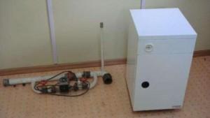 Продам газовый котел в Чапаевске - фото объявления