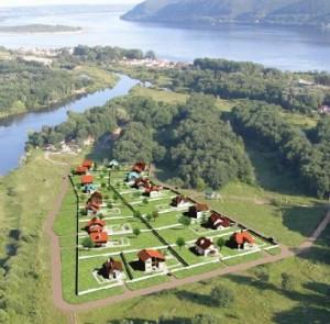 Продажа земельных участков в жилом массиве Полесье фото