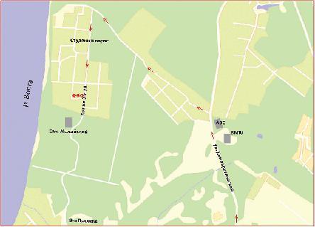 План земельного участка в Самаре