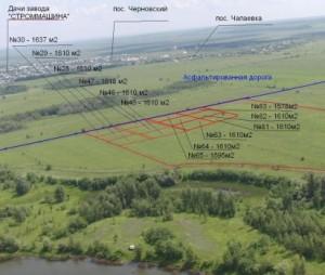 Объявление с фото - Продаю земельные участки под застройку в Черноречье самарской области
