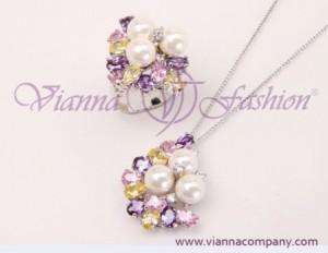 Фото объявления - Бижутерия оптом Vianna Fashion