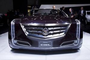 Фото автомобиля Cadillac Ciel