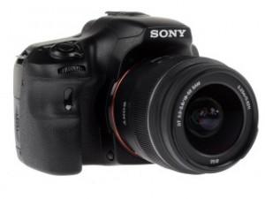 Фотоаппарат зеркальный Sony фото