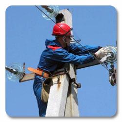 Фото замена воздушных электрических линий