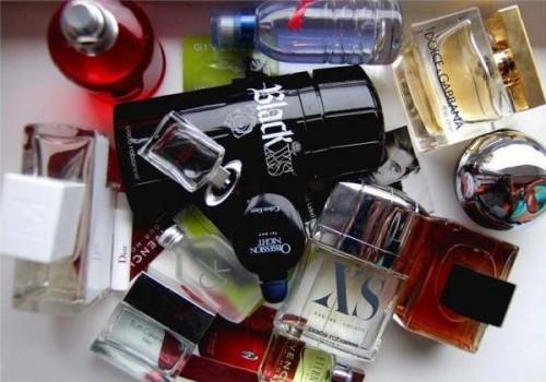 Фото парфюмерия изготовленная в Объединенных Арабских Эмиратах