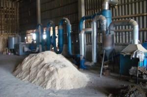 Фото оборудования по производству брикетов