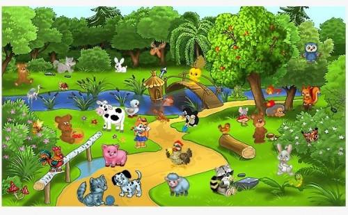 Фото развивающая игра для детей Ежик Пашка