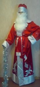 Фото костюм Деда Мороза