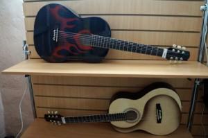Фото акустической гитары