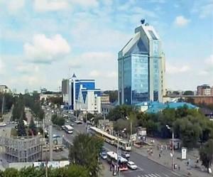 Фото Тюмень красивый приполярный город