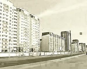 Фото квартиры вторичного рынка или новостройки
