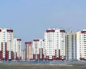 Ежегодно в Тюмени застраивается 700 000 кв. метров жилья фото