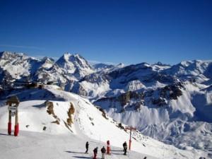 Фото зимний туризм