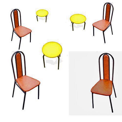 Фото стулья для офиса- кожа или нет
