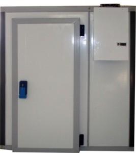 Вид холодильной камеры фото