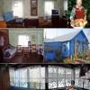 Продается 2-х комнатный ДОМ с огородом 10 соток в поселке Тимашево (80 км от Самары)