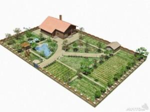 Фото план земельного участка