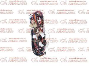Электрическая проводка на ГАЗ -3309 фото запчасти
