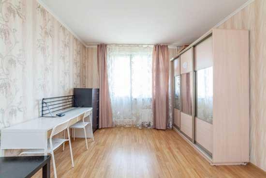 На фото квартира в Москве продажа